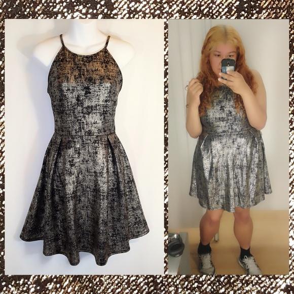 Soprano Dresses & Skirts - Gold Party Dress